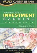 Vault Career Gd Investment Banking Asia Pacific