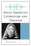 Historical Dictionary of Asian American Literature and Theater [Pdf/ePub] eBook