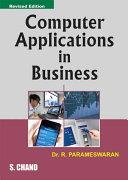 Computer Application in Business ( Tamil Nadu) Pdf/ePub eBook