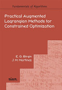 Pdf Practical Augmented Lagrangian Methods for Constrained Optimization