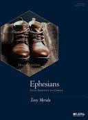 Ephesians Bible Study Book