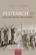 Pdf Plutarch and his Roman Readers Telecharger