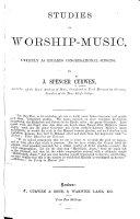 Pdf Studies in Worship-music