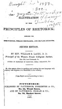 An Illustration of the Principles of Rhetorick