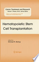 Hematopoietic Stem Cell Transplantation Book PDF
