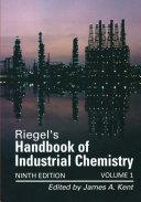 Riegel's Handbook of Industrial Chemistry