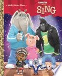 Illumination's Sing Little Golden Book