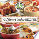 101 Slow-Cooker Recipes