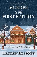 Murder in the First Edition Pdf/ePub eBook
