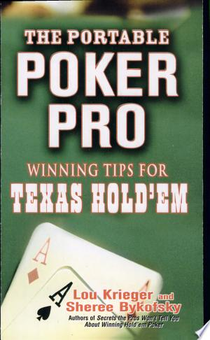 Free Download The Portable Poker Pro PDF - Writers Club
