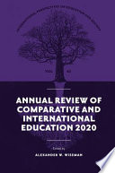 Annual Review of Comparative and International Education 2020