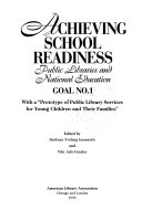 Achieving School Readiness