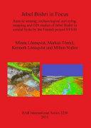 Jebel Bishri in Focus Book