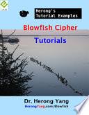 Blowfish Cipher Tutorials   Herong s Tutorial Examples