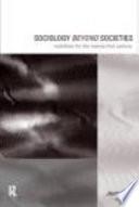 Sociology Beyond Societies Book PDF