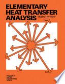 Elementary Heat Transfer Analysis Book