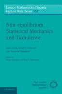 Non equilibrium Statistical Mechanics and Turbulence