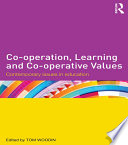 Co Operation Learning And Co Operative Values