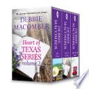 Debbie Macomber s Heart of Texas Series Volume 2 Book