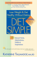 Diet Simple Pdf/ePub eBook
