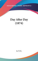 Pdf Day After Day (1874)