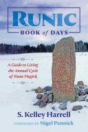 Runic Book of Days Pdf/ePub eBook