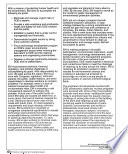 Environmental Management Fact Sheets