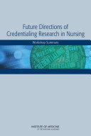 Future Directions of Credentialing Research in Nursing [Pdf/ePub] eBook