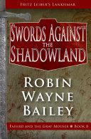 Swords Against the Shadowland Pdf/ePub eBook