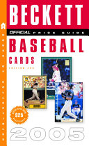 Beckett Official Price Guide to Baseball Cards