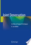 Joint Denervation