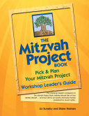 The Mitzvah Project Book Workshop Leader s Guide  Pick   Plan Your Mitzvah Project