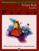 Alfred s Basic Piano Library Technic Book