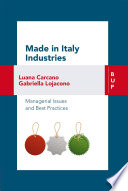 Made in Italy Industries