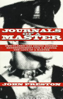 Journals of a Master: Two Classic Gay Erotic Novels