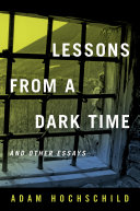 Pdf Lessons from a Dark Time and Other Essays