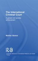 The International Criminal Court Pdf/ePub eBook