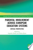 Parental Involvement Across European Education Systems