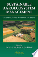 Sustainable Agroecosystem Management Book PDF