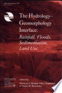 The Hydrology-geomorphology Interface