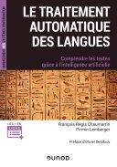 Le traitement automatique des Langues Pdf/ePub eBook