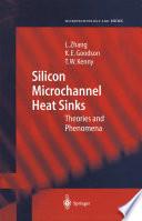 Silicon Microchannel Heat Sinks Book