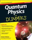 List of Dummies Quantum Physics E-book