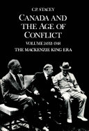 Pdf Canada and the Age of Conflict Telecharger