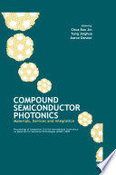Compound Semiconductor Photonics Book PDF