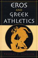 Pdf Eros and Greek Athletics Telecharger