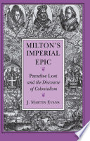 Milton s Imperial Epic