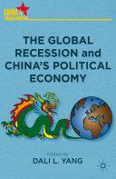 The Global Recession and China's Political Economy [Pdf/ePub] eBook