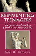 Reinventing Teenagers [Pdf/ePub] eBook