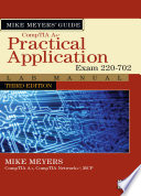 Mike Meyers Comptia A Guide Practical Application Lab Manual Third Edition Exam 220 702